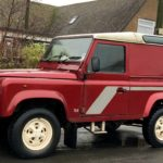 1997 LAND ROVER DEFENDER (RS048)