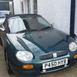 1997 MG F (R2R008)