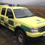 MOUNTAIN RESCUE TYPE AMBULANCE (FB021)