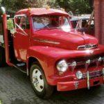 1951 FORD F4 CUSTOM (FB065)