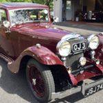 1932 ALVIS SPEED 20 (KL003)