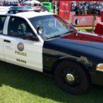 AMERICAN POLICE CRUISER (FB056)