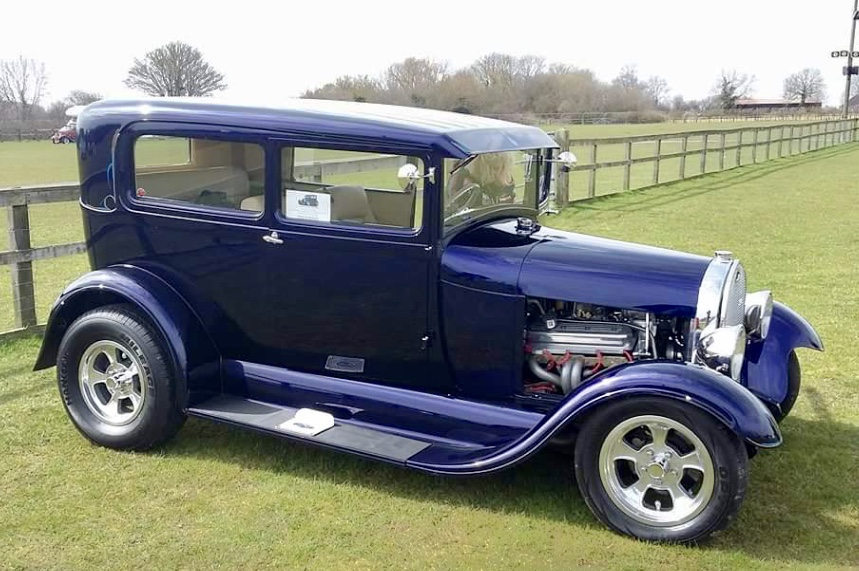 1928 FORD MODEL A HOTROD (FB072)