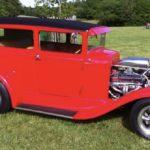 1930 FORD MODEL A HOTROD (FB073)