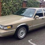 1996 LINCOLN TOWNCAR (FB079)