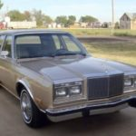 1984 CHRYSLER NEW YORKER FIFTH AVE (FB078)