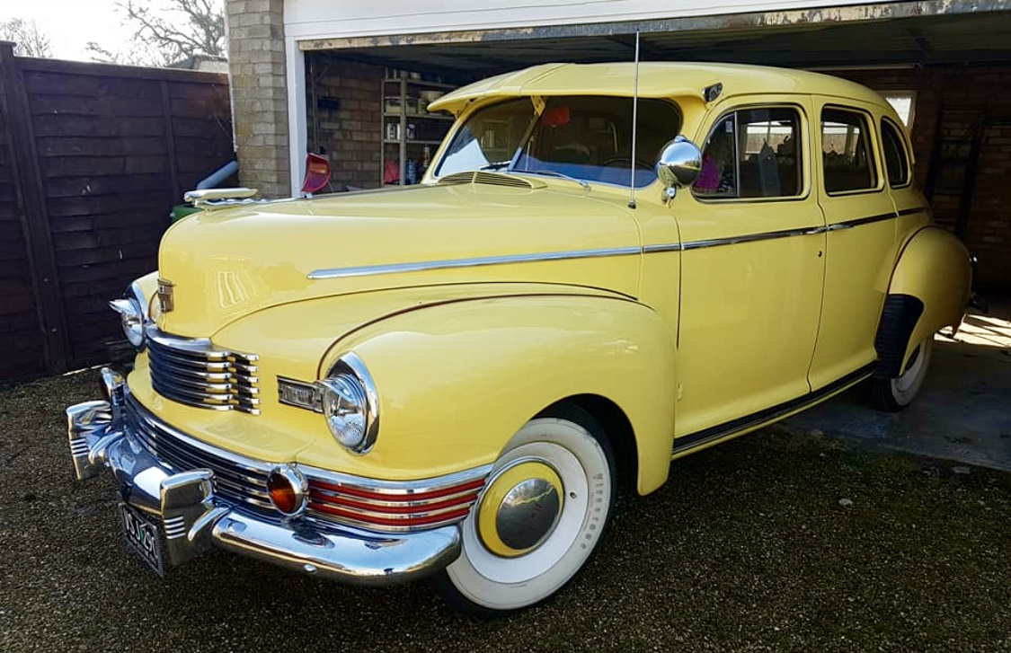 1940's NASH SUPER 600 (FB090)