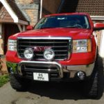 2008 GMC SIERRA HD (FB121)