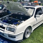 1987 FORD SIERRA RS 500 CORWORTH (FB204)