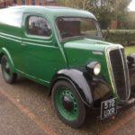 1938 Fordson Van