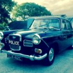 1963 on WOLSELEY 16/60 POLICE CAR
