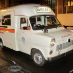 1965 on FORD TRANSIT AMBULANCE (FB010)