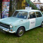 60's/70's AUSTIN 1300 PANDA CAR (FB012)