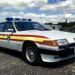 1980's ROVER SD1 POLICE CAR (FB013)