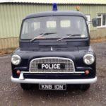 50's/60's/70's BEDFORD CA POLICE VAN (FB018)