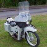 60's POLICE BIKE (FB061)