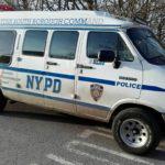NYPD VAN (FB110)