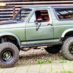 1989 FORD BRONCO (FB169)