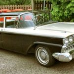 1959 FORD CUSTOM (FB130)