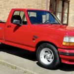 1993 FORD LIGHTNING PICKUP (FB187)
