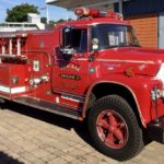 1971 DEFENDER FIRE TRUCK (FB174)