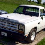 1988 DODGE D150 (FB189)