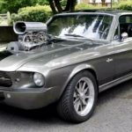 1967 'ELEANOR' MUSTANG SUPERCHARGED (FB175)
