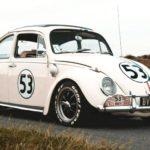 """1967 HERBIE (ACTUAL CAR USED IN 1977 FILM """"HERBIE GOES TO MONTE CARLO) (FB180)"""