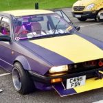 1986 MAZDA 323 CUSTOM (FB203)