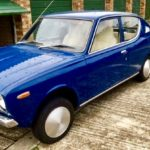 1976 DATSUN 100A (FB214)