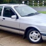 1989 FORD SIERRA (FB211)