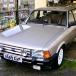 1983 FORD GRANADA 2.8i SPORT ESTATE (FB205)