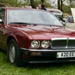 1988 JAGUAR XJ6 (FB217)