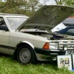 1981 FORD GRANADA 2.3 GL (FB218)