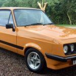 1976 FORD ESCORT RS2000 (GENUINE) (FB222)