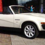1980 TRIUMPH TR7 (MJ027)