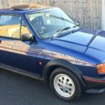 1989 FORD FIESTA XR2 (FB225)