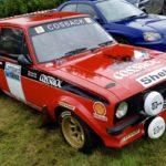 1970's FORD ESCORT RALLY CAR (FB249)