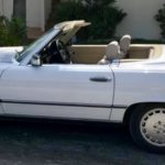 1987 MERCEDES 300SL (FB256)