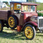 1924-1930 MORRIS 1 TON TRUCK (FB262)