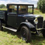1931 MORRIS 1 TON TRUCK (FB264)