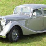 1946 JAGUAR MK IV (FB274)