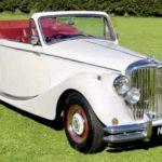 1951 JAGUAR MK V CONVERTIBLE (FB278)