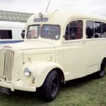 1956 MORRIS AMBULANCE (FB279)
