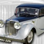 1948 JAGUAR SALOON (FB281)