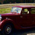 1947 MG YB (FB300)