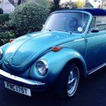 VW BEETLE CONVERTIBLE (FB318)