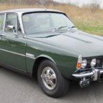 1972 ROVER P6 (FB304)