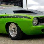 1973 PLYMOUTH BARRACUDA DRAG CAR (FB312)