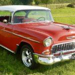 1955 CHEVY BER AIR (FB313)